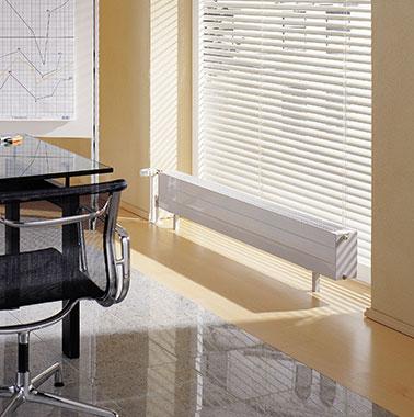 konwektory niewielkie kompaktowe i mocne kermi. Black Bedroom Furniture Sets. Home Design Ideas